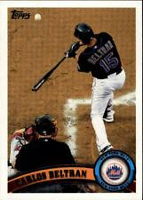 2011 Topps Baseball (515-660) Pick From List