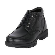 "Men's Great Outdoor Height Raising Boot 2.8"" Taller Black, JW516BL"