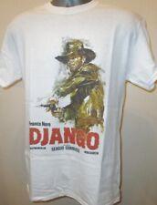 DJANGO CULT 60s SPAGHETTI WESTERN FILM T Shirt Franco Nero Bandito Fuorilegge NUOVO 063