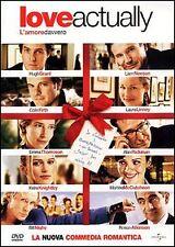 Dvd **LOVE ACTUALLY ♥ L'AMORE DAVVERO** con H.Grant L.Neeson E.Thompson 2003