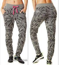 ZUMBA FITNESS Tassel Harem Slim Fit Pants Hip-Hop Style--Super Soft & Comfy S M