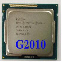 Intel Pentium G2010 G2020 G2030 G2120 G2130 LGA 1155 Desktop CPU