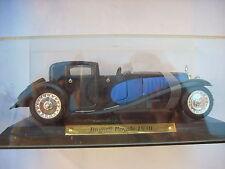 BUGATTI ROYALE 1930 AUTO D'ELITE DE AGOSTINI - SCALA 143