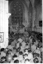 WW2 -  - Normandie 44 - office religieux à Ste-Marie-du-Mont