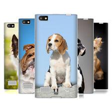 HEAD CASE DESIGNS POPULAR DOG BREEDS SOFT GEL CASE FOR BLACKBERRY PHONES