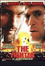 Dvd **THE FIGHTER ♦ IL MASSACRO** con Robert Rodriguez nuovo sigillato 2000