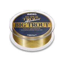 * VARIVAS SUPER TROUT Advance BIG TROUT 150m Nylon Line. Status Gold
