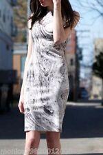 ZARA Marble stampa vestito aderente taglia S_M rif. 5644 053