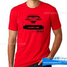Toyota Supra Mk4 - JDM Legend -Tshirt- Special Edition Collection