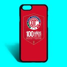 TOLUCA CENTENARIO LIGA MX BUMPER PHONE CASE IPHONE 5 6 7 8 X GALAXY S7