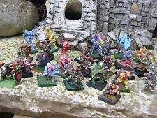 WHFB i guerrieri del caos, verniciato, Multi-Listing