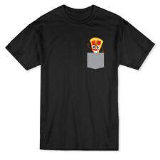 Funny Pocket Pizza Food Lover Men's T-shirt
