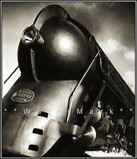 New York Central Railroad 1927 Art Deco Train Vintage Poster Print Retro Style