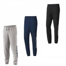 adidas Essentials Linear Herren Jogginghose Sporthose Trainingshose