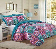 New Pieridae Beatiful Patchwork Mandala Duvet Bedding Cover Set With Pillow case