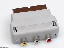 Original Nintendo Wii original Scart / Chinch Adapter