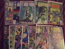 Green Lantern (1990-2004) DC comic books