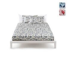 Completo lenzuola Ina di Zucchi in raso per letto Matrimoniale Q683