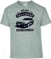 T-Shirt ,Audi Urquattro,Oldtimer,Youngtimer