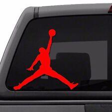 Jordan Jumpman - Vinyl Decal - Sports, Basketball, Michael, Chicago Bulls
