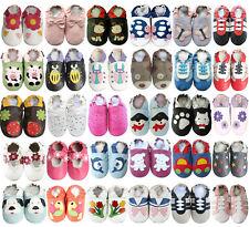 shoeszoo carozoo bébé/enfant semelle souple chaussures en cuir chaussons nouveau