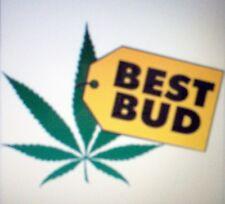 T-Shirts-Best Bud - A12509B