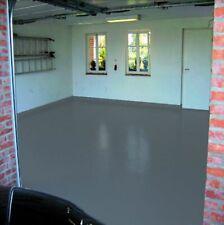 à partir de 13,98€/ kg RAL7011 Gris fonte 2k résine époxy Revêtement sol garage