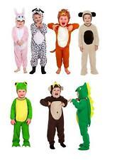 Animal Toddler Fancy Dress Kids Playsuit Costume Girls Boys Toddler 2-3 Years