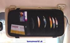 Bentley Audi etc any car/ van sunvisor holder sun blind organiser hold cards cds