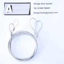 Garador cables wires C type side extension spring garage doors 1999-2002