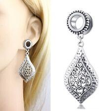 Ear Gauges Plugs Dangle Flesh Tunnels Stretching Jewellery Fashion Gift