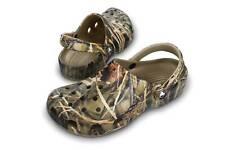 Crocs Classic Realtree Grün Khaki Schuhe Kunststoff Clogs Herren Damen Unisex