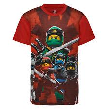 Lego Wear Ninjago T/shirt  Gr. 104- 152  CM-50256