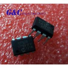 PIC12F629-I/P PIC12F629 MICROCHIP DIP-8  MCU CMOS 8BIT 1K FLASH D2