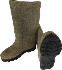 Original Ruso Botas de fieltro, Walenki, botas de fieltro Hombre y Mujer