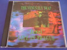 The Venus Fly Trap Live in Prague Azyl CD 1991 RAR!