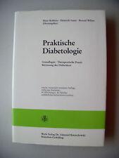 Praktische Diabetologie 1981Grundlagen Praxis Betreuung