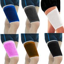 Tubular Thigh Quad Hamstring Leg Elastic Support Bandage Compression Wrap Brace