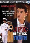 JFK: RECKLESS YOUTH DVD MOVIE 2005 PATRICK DEMPSEY MPI JOHN F. KENNEDY MPI