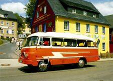 Ansichtskarte: Omnibus Robur LO 3000 zum Tag des Bergmanns, Altenberg 2006