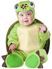 INCHARACTER TINY TURTLE GREEN SHELL INFANT BABY HALLOWEEN COSTUME 6052