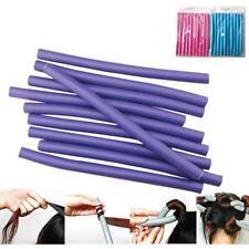 10PCS Curl DIY Hair Curlers Tool Styling Rollers Spiral Circle Magic Roller#PN