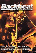 Backbeat - Punk Rock Video Magazine Volume 1 (DVD, 2003)FREE SHIP-BRAND NEW