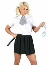 Adulte-Fancy Dress-police femme tenue