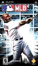MLB - PSP - US Sony PSP