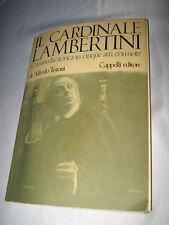 IL CARDINALE LAMBERTINI di A.TESTONI