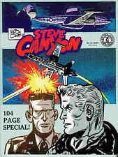 Steve Canyon Magazin # 21 (Milton Caniff) (USA, 1988)
