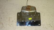 1971 Truimph Bonneville T120R 650 T-120 S251 license plate bracket mount