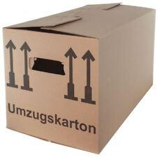 XXL Umzugskartons Faltkartons Umzugskisten 2-wellig 650 x 350 x 370mm + bis 50kg