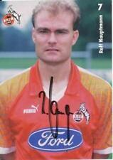 AK 3181 Ralf Hauptmann 1. FC Köln